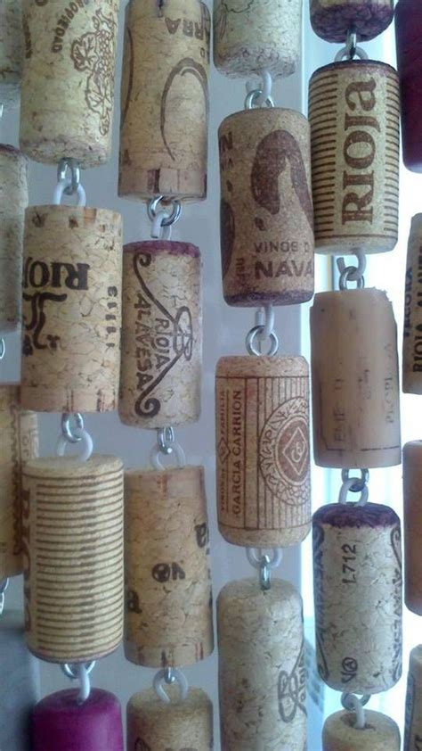 wine cork curtain pinterest the world s catalog of ideas