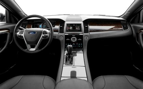 2013 Ford Taurus Limited Interior by 2013 Ford Taurus Cars Magazine