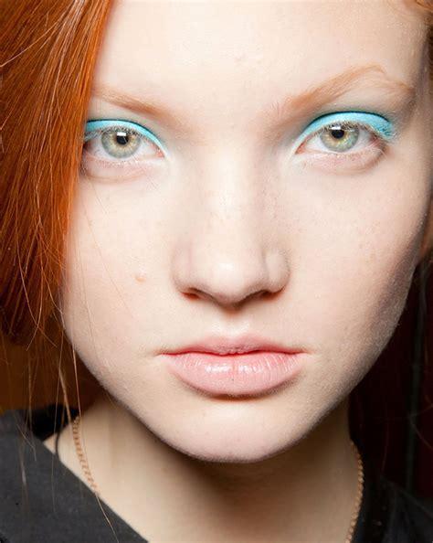 makeup trend 2013 blue lifeasme96