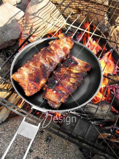 Grille De Barbecue 3072 by Banque D Image Viande C 244 Telettes De Porc Sur Grille De