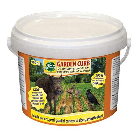 Repellente Per Lucertole Fai Da Te by Garden Curb 900 Gr