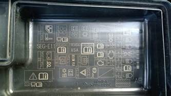 2005 Honda Accord Fuse Box Diagram Honda Accord 2005 Headlight Relay Location Motor Vehicle
