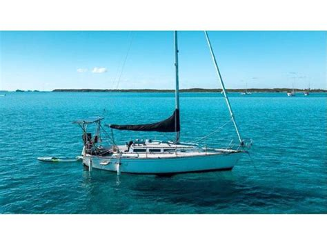 tiara sailboat 1984 tiara yacht s2 sailboat for sale in outside united states