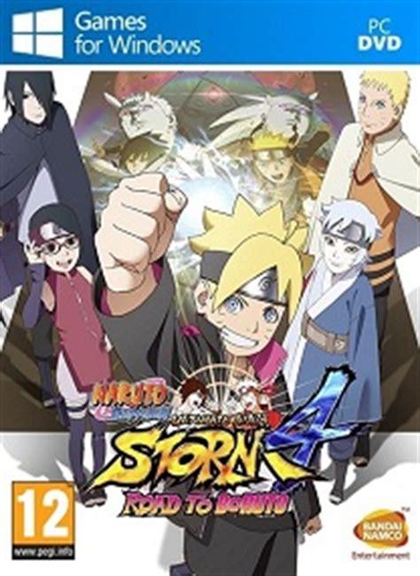 boruto ova 2 naruto shippuden ultimate ninja storm 4 road to boruto dlc