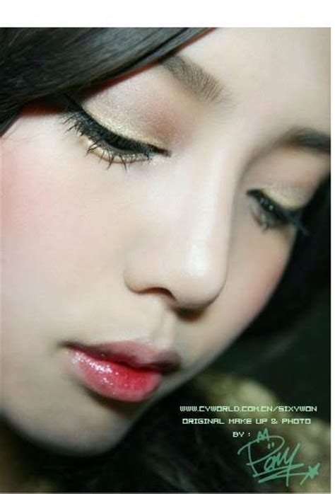 cara membuat alis lurus seperti orang korea all about korea tutorial cara make up ala korea
