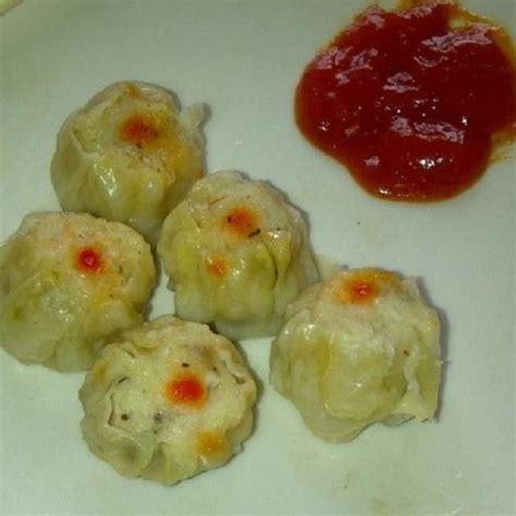 Murah Dim Sum Syomai Ayam Isi 10 Home Made cara membuat siomay dim sum isi jamur shiitake ayam dan newhairstylesformen2014
