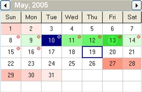 Calendar When Not To Get Ovulation Calendar Ovulation And Contraception