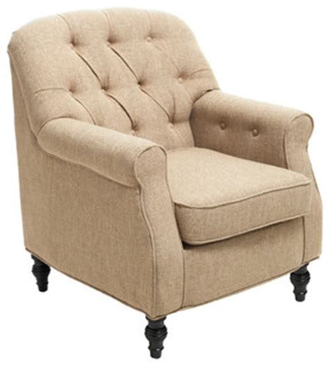 fabric club chairs uk home avalon beige club chair traditional