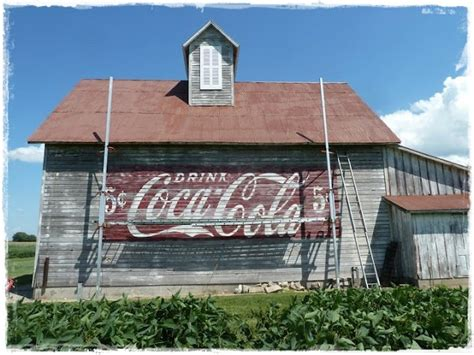 scheune gemalt 233 best images about barns with advertising on