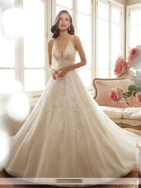 A Wedding Dress by Tolli Y11701 Ciel Wedding Dress Madamebridal