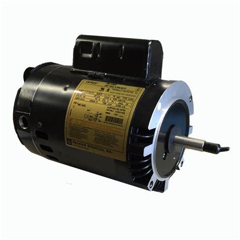 hayward 1 5 pool motor hayward replacement motor 1 5 hp 2 speed