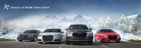 Season Of Audi by Season Of Audi Sales Event