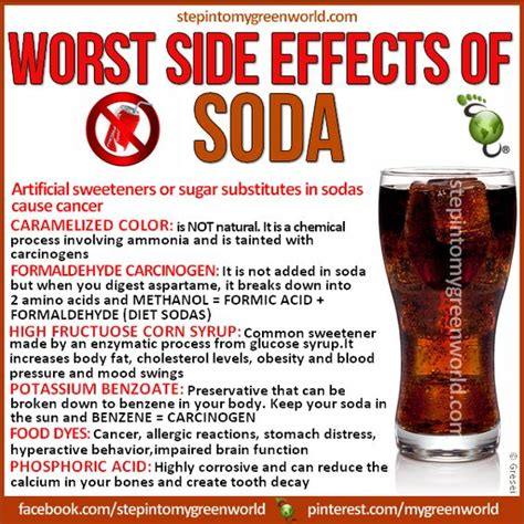 What Side Effects Does Detoxing From Soda by Sodas Health And Comment On