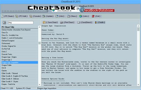 cheatbook 01 2008 issue january 2008 a cheat code tracker with cheatbook issue 01 2015 january 2015 cheats hints and