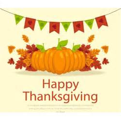 free vector happy thanksgiving day background cgvector