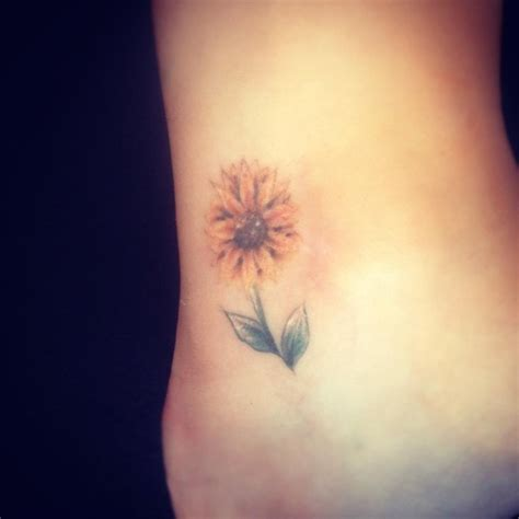 sunflower tattoo small 108 small ideas and epic designs for small tattoos