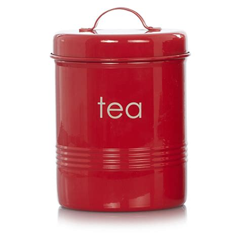 Kitchen Canisters Asda George Home Tea Canister Kitchen Storage Asda Direct