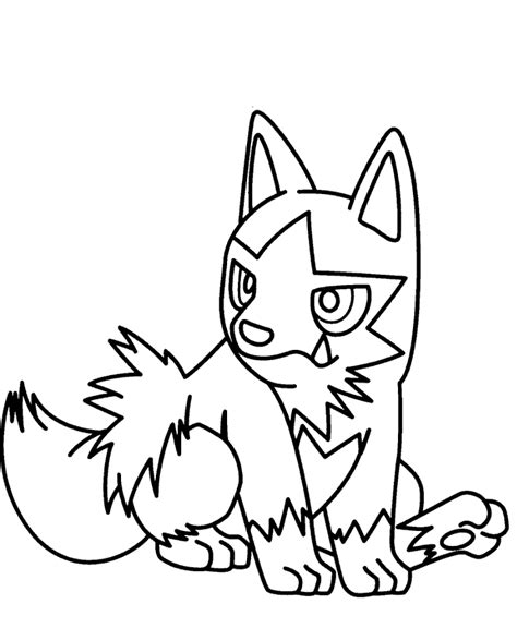 pokemon coloring pages poochyena eevee coloring pages az coloring pages