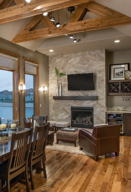 living room omaha rustic modern lake house transitional living room omaha by concepts cabinets design