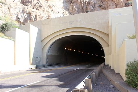 us 60 tunnel closed for led light installment kjzz