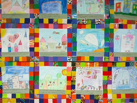 Story Quilt by Faith Ringgold Story Quilts 3rd With Mrs Nguyen