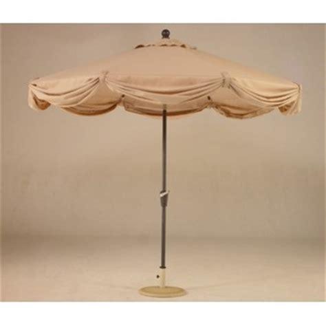 Fancy Patio Umbrellas 6 5 X 10 Adriatic Rectangular Market Umbrella Patio Led And Patio Umbrellas