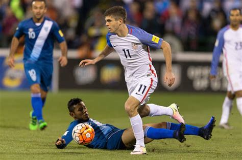 christian pulisic ranking christian pulisic usmnt players us soccer players