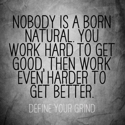 born lucky definition grind hard quotes quotesgram