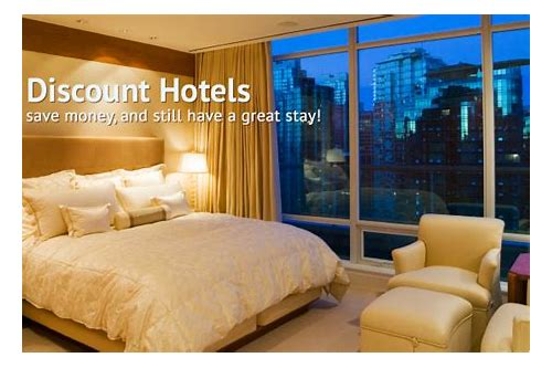 deals for hotels