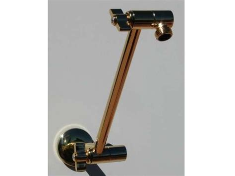 Shower Extension Arm by Shower Extension Arms Locking Brass Extension Arms