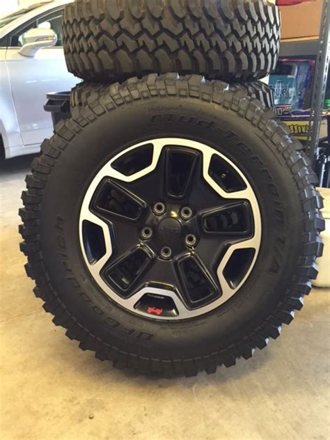 Jeep Rims And Tires For Sale 2016 Jeep Rubicon Hardrock Wheels And Tires For Sale