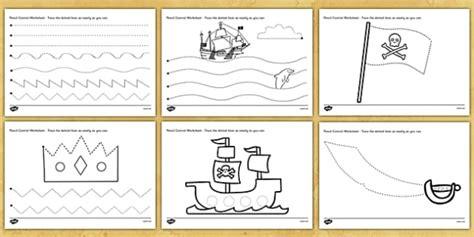 Pirate Worksheets Free