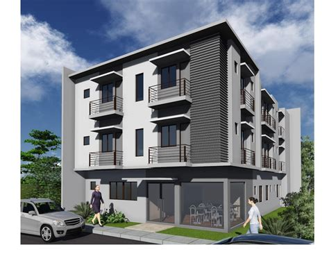 3 story building 3 storey apartment building design brucall