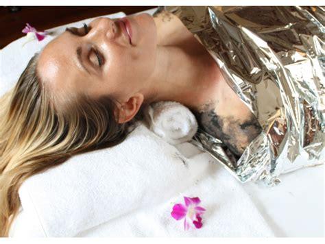 Spas Detox Wrap Near Me by Mandara Spa Wrap And Scrub At Hawaiian