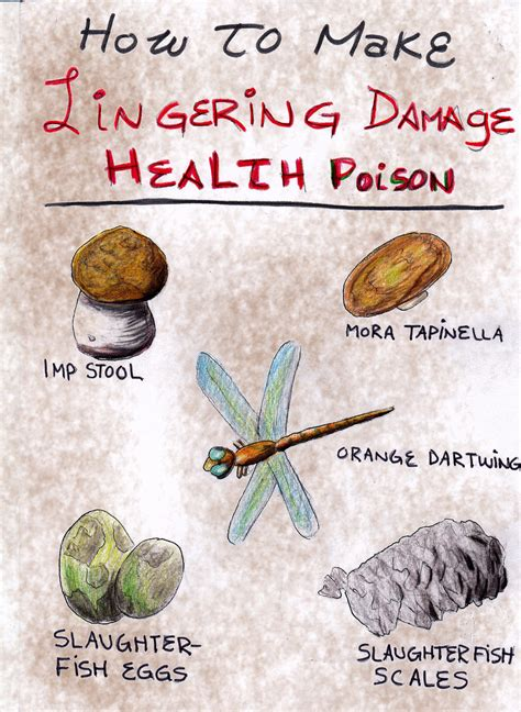 how to make how to make lingering damage health poison by emohoodiedude on deviantart