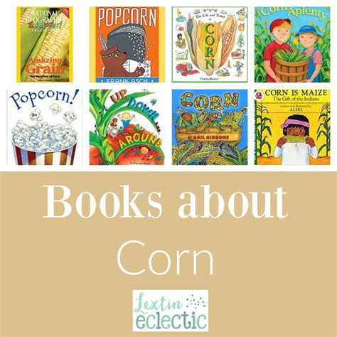 the cornfield books books about corn lextin eclectic