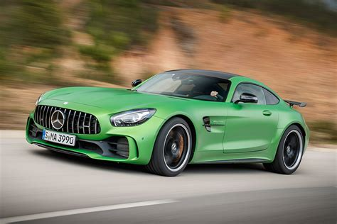 Is Mercedes A Car by 2018 Mercedes Amg Gt R Review A Sports Car Capable