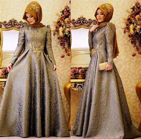 Kebaya Setelan Modis 10 Warna model gaun muslim model gaun pesta muslim modern info