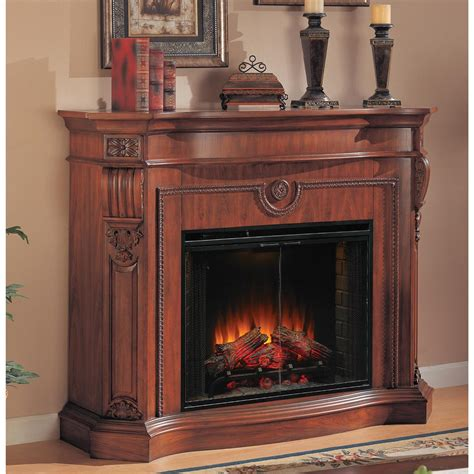Classic Electric Fireplace by Classic Flame Florence Electric Fireplace 175731