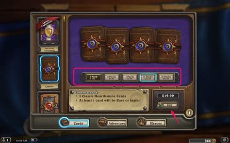 amazon hearthstone how to get hearthstone packs for free or cheap using