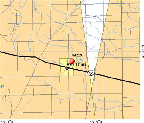 49229 zip code (britton, michigan) profile homes