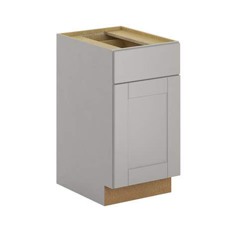 soft close cabinets and drawers hton bay madison assembled 18x34 5x24 in base cabinet