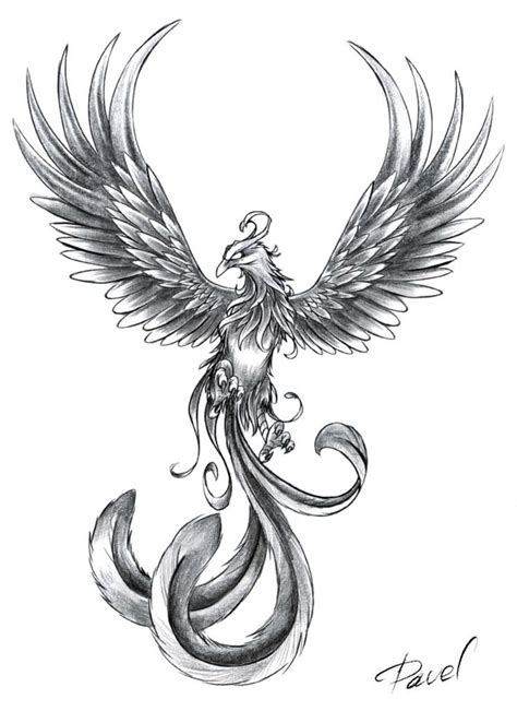 phoenix rising from the ashes tattoo idea maybe with inscription quot from the