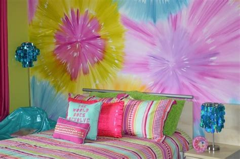 tie dye bedroom tie dye rooms design dazzle