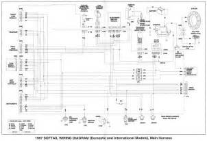 4 best images of harley headlight wiring diagram wiring diagram for 1997 harley davidson