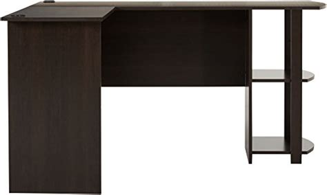 altra dakota l shaped altra dakota l shaped desk with bookshelves