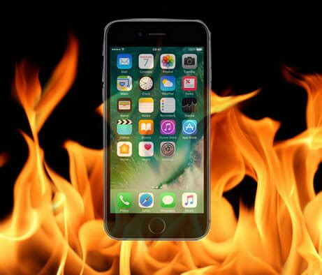 top 7 ways to fix iphone overheating after ios 12 11 update