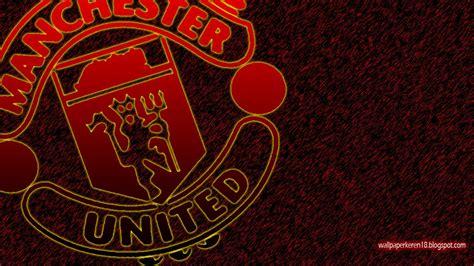 wallpaper bola manchester united