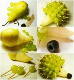 Obst schnitzen f 252 r anf 228 nger einfache ideen und anleitungen