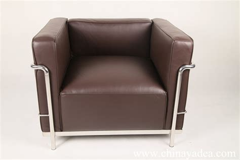 lc3 grand modele armchair le corbusier furniture made by china yadea factory news yadea